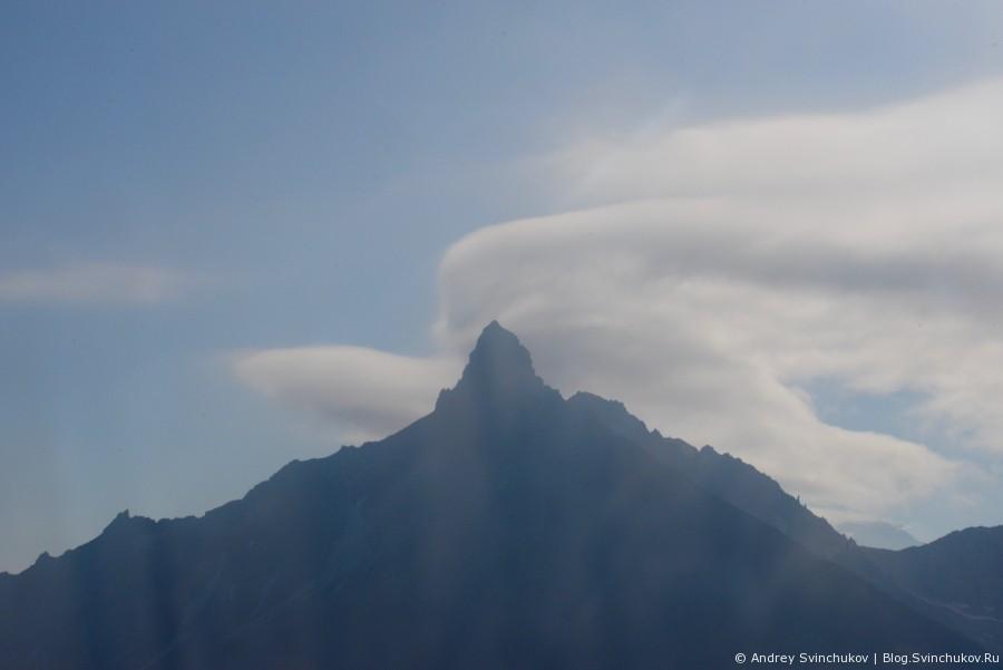 Камчатка. Полеты между вулканами