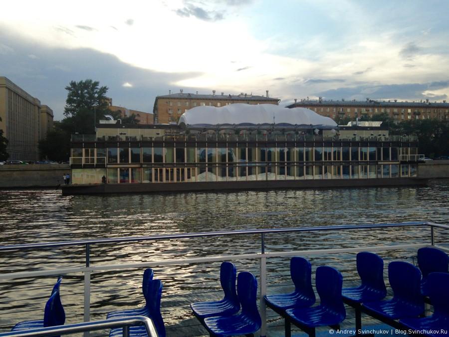 По Москва-реке. Часть первая
