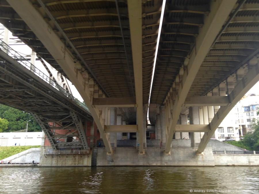 По Москва-реке. Часть вторая