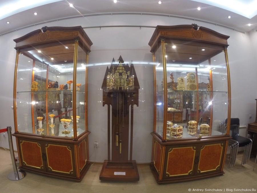 Музей янтаря в Калининграде