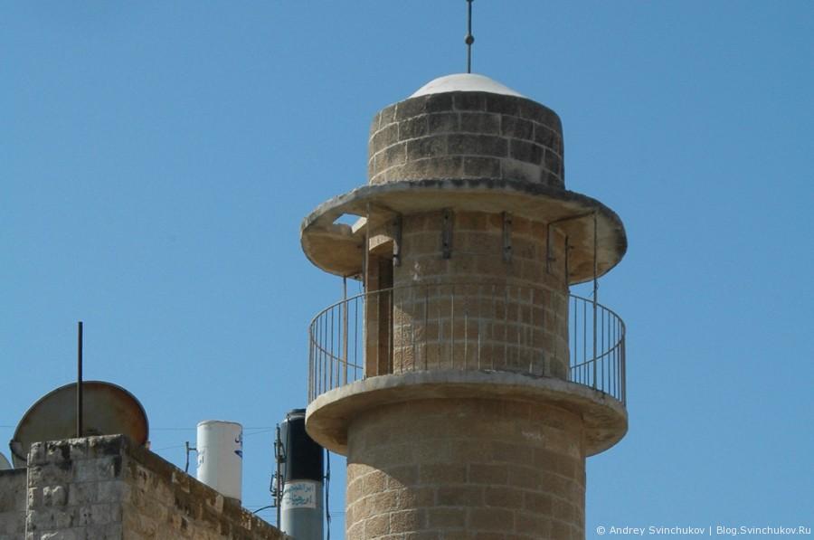 Израиль. Старый город в Иерусалиме