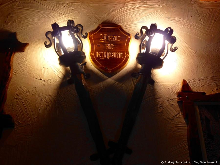 "Кафе ""Старый замок"" на Камчатке"