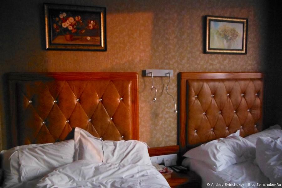 Гостиница Shengshi Bainian в китайском городе Цзямусы