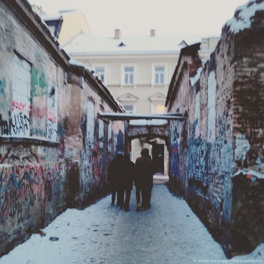 Инстаграмное 48. Фото - Андрей Свинчуков. Фильтр - Instagram