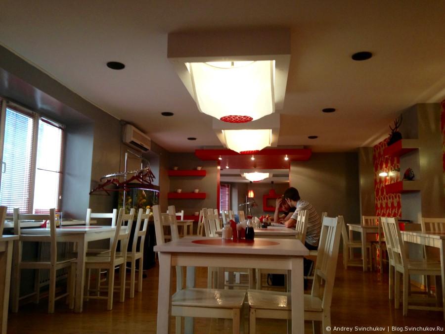 Японский ресторан во Владивостоке