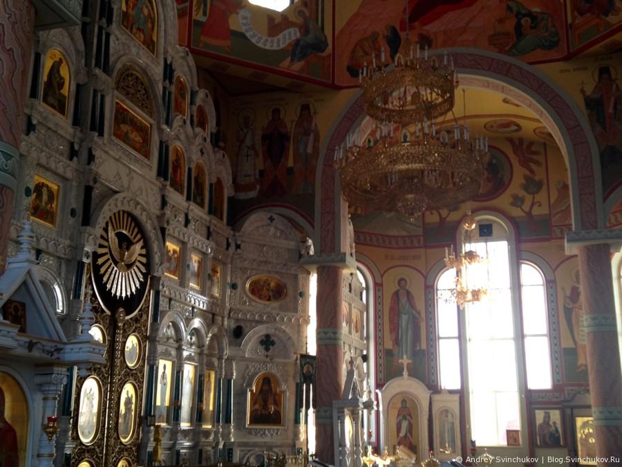 Храм Святого Пророка Божиего Илии в Россоши