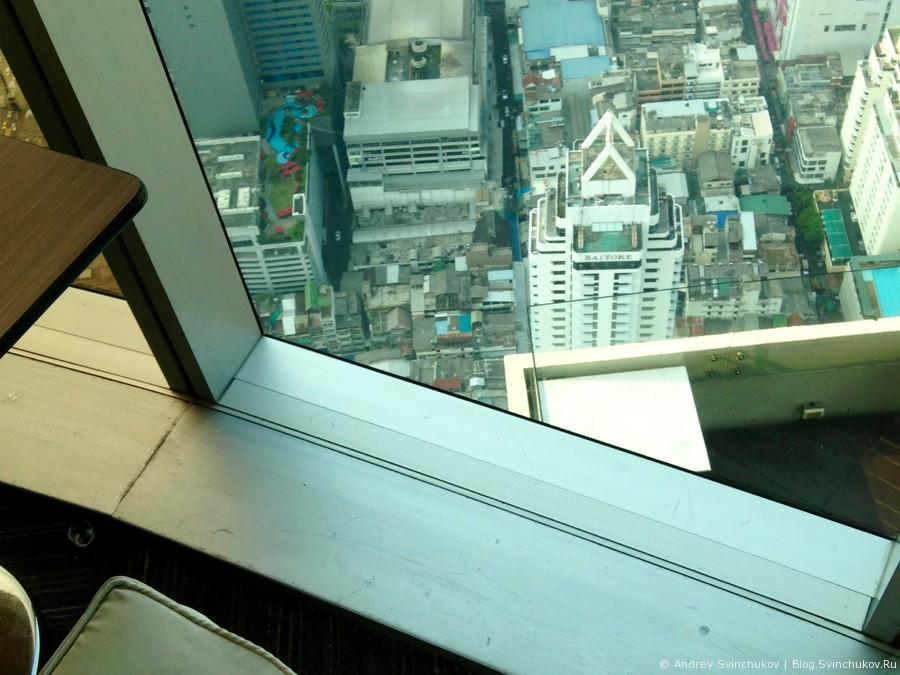 Отель Baiyoke Sky Hotel в Бангкок