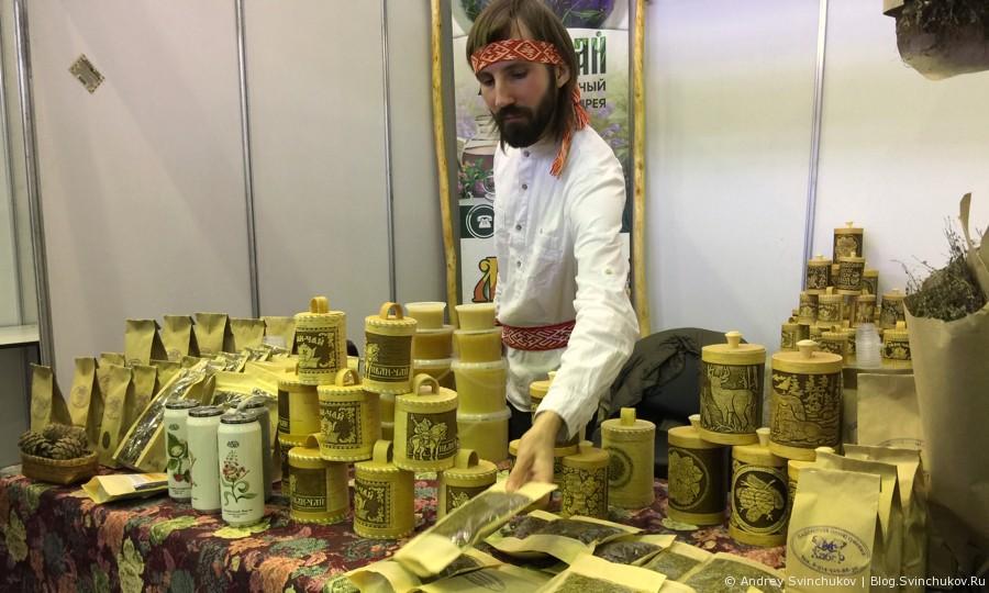Предновогодня выставка-ярмарка в Хабаровске