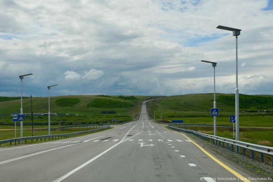 По дороге в Монголию