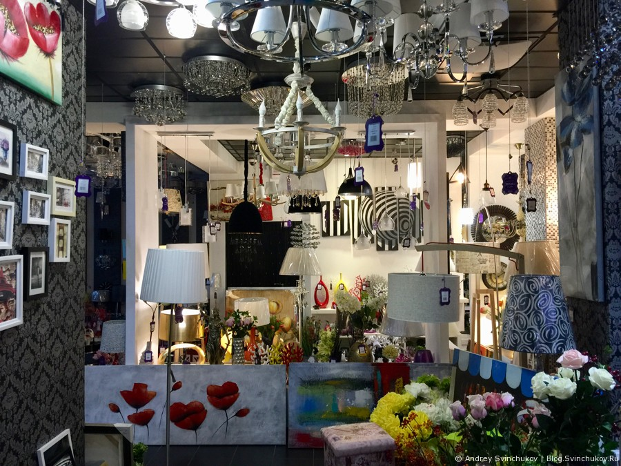 Салон-магазин Tesoro в Хабаровске