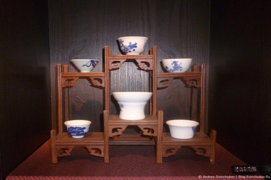 Цзямусы. Чайная церемония