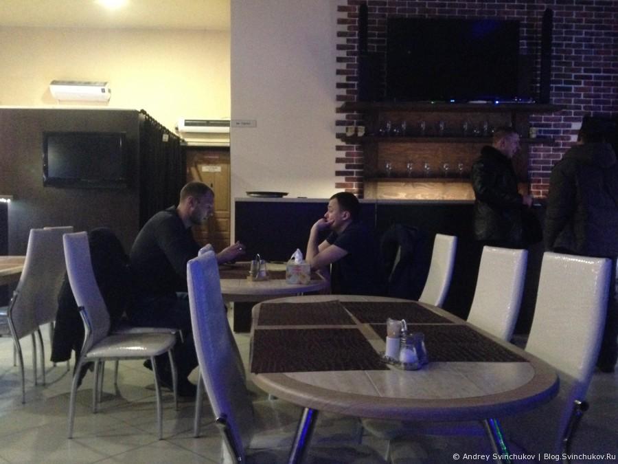 Гриль-бар Ерофей в Хабаровске