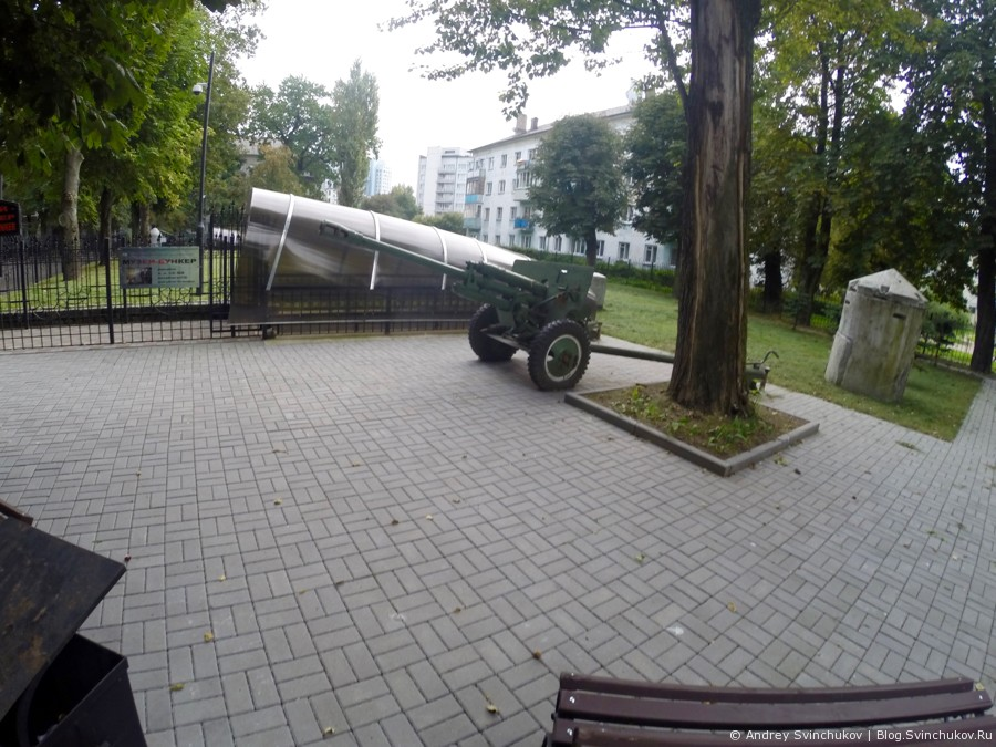 Калининград. Музей-бункер
