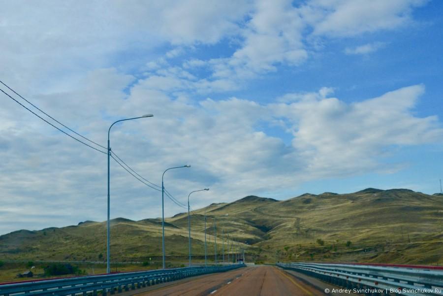 По дороге в Кяхту и собор