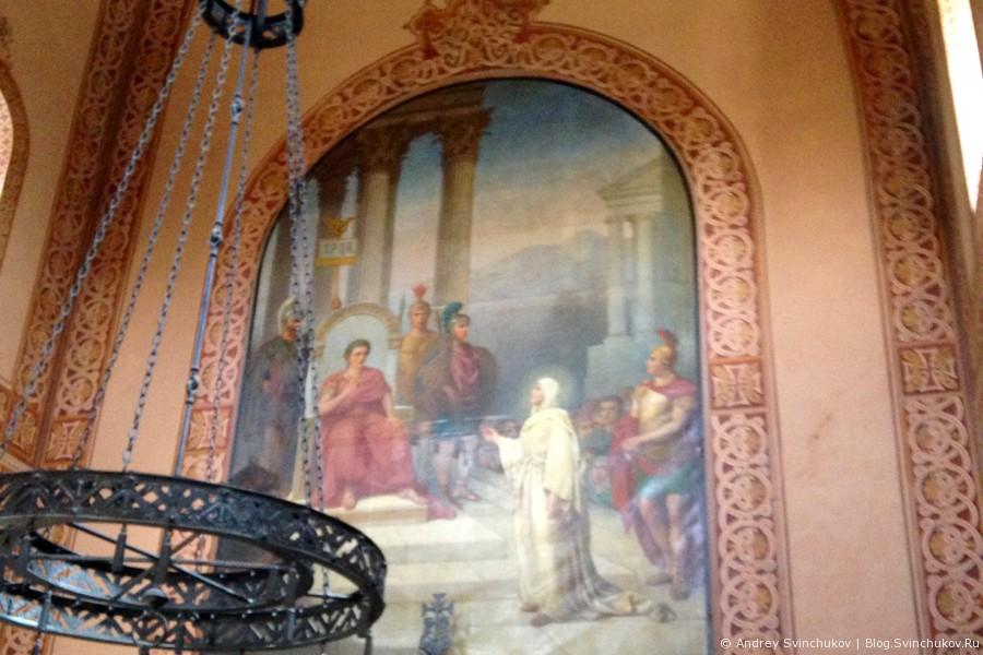 Собор Марины Магдалины в Иерусалиме