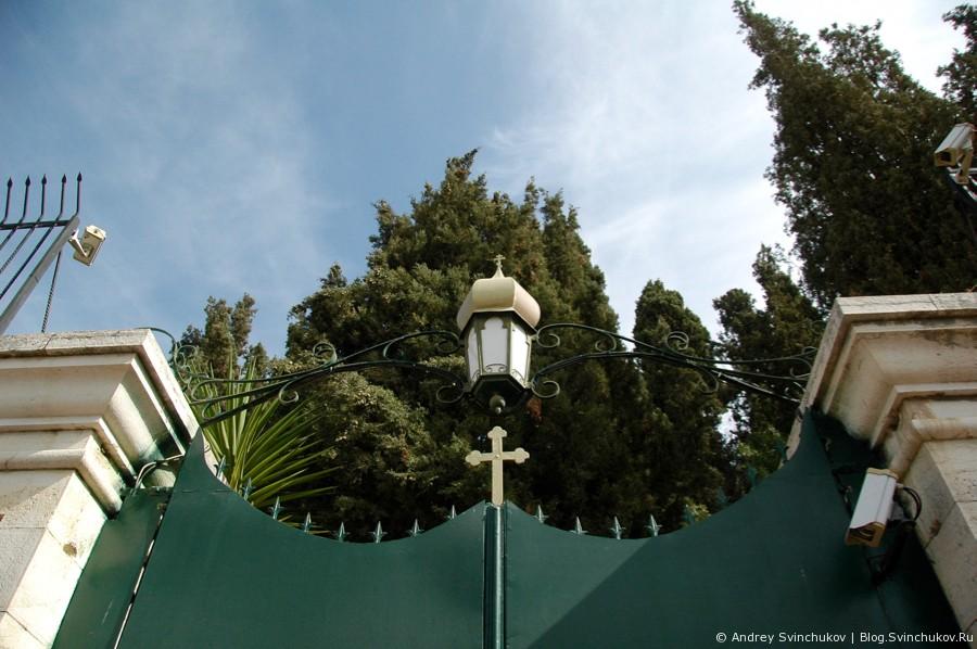 Собор Марии Магдалины в Иерусалиме