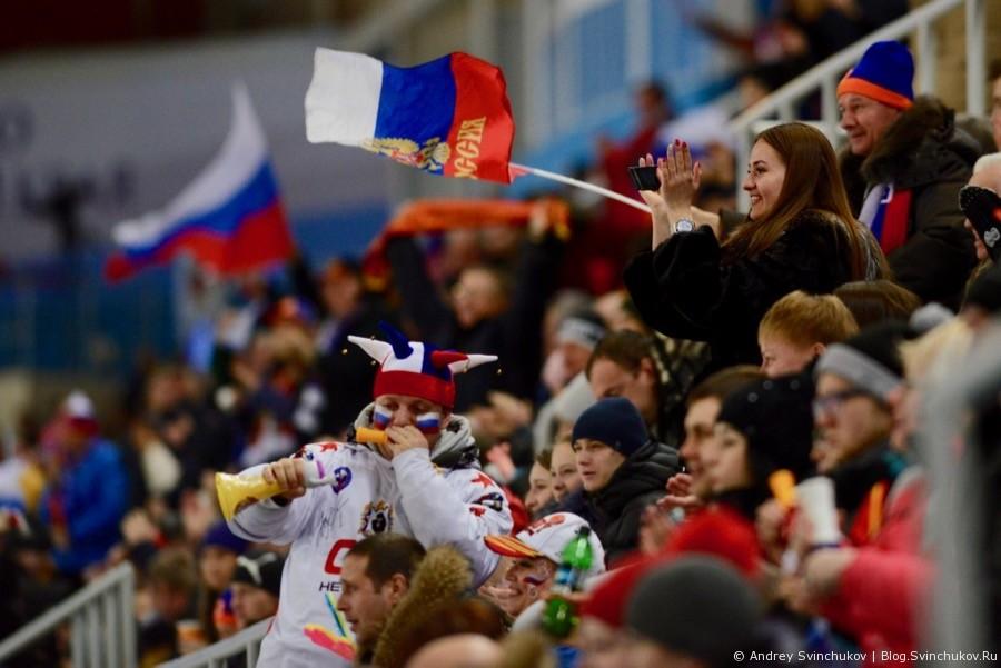 Чемпионат мира по хоккею с мячом — 2018. Болельщики