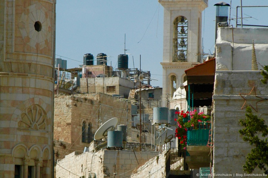 Палестина. Вифлеем