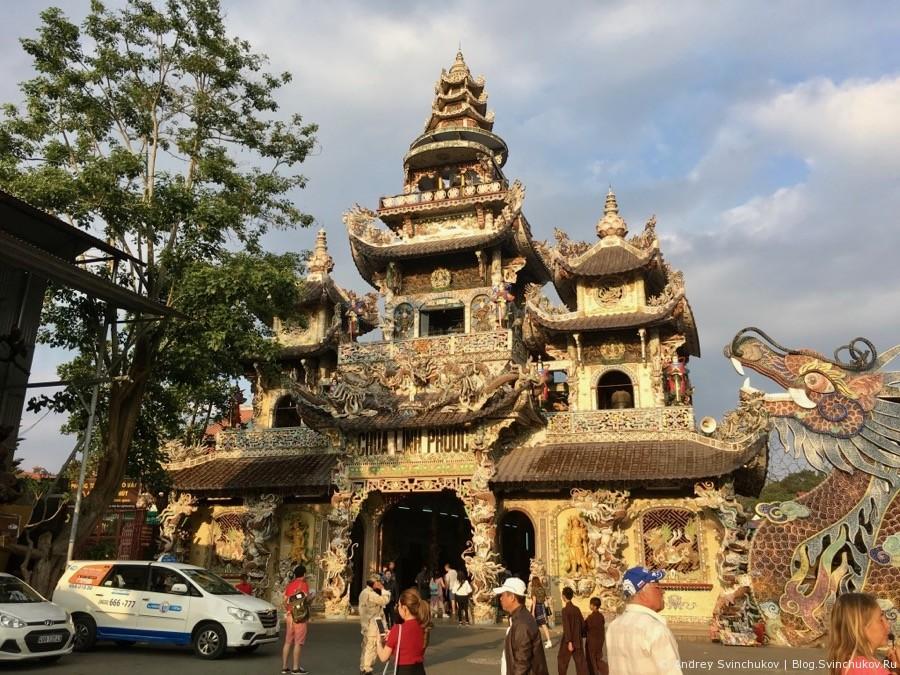 Вьетнам - из зимы в лето
