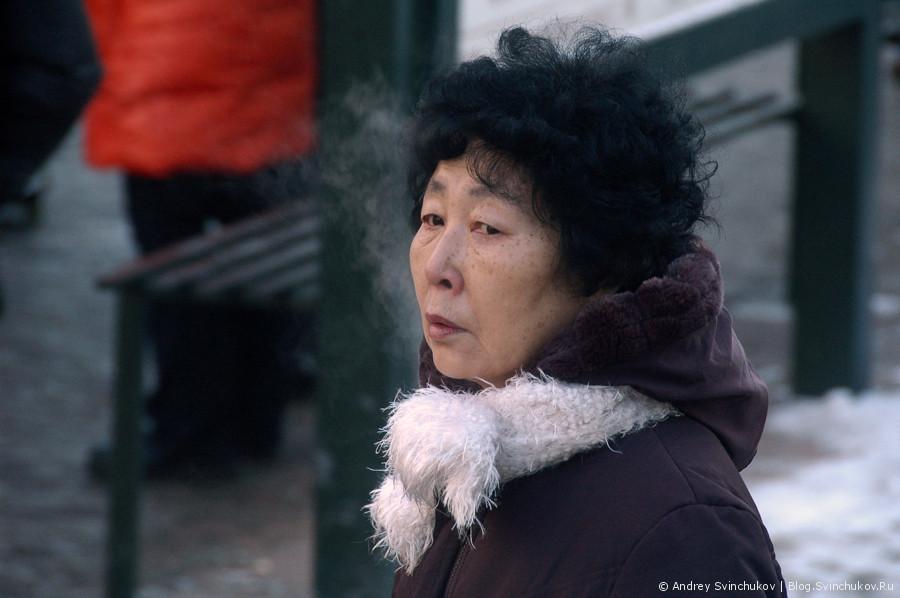 Цзямусы. Люди