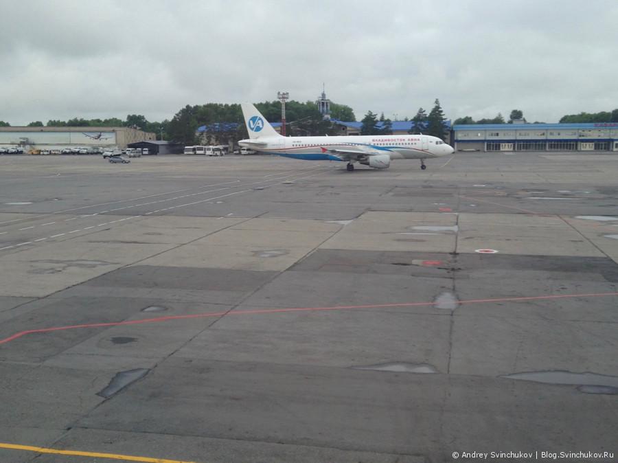 Полет бизнес-классом с авиакомпанией Аэрофлот из Хабаровска в Москву