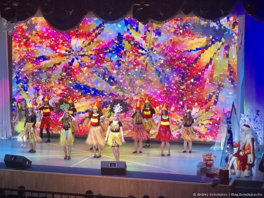 Новогодняя сказка-концерт от КЦО