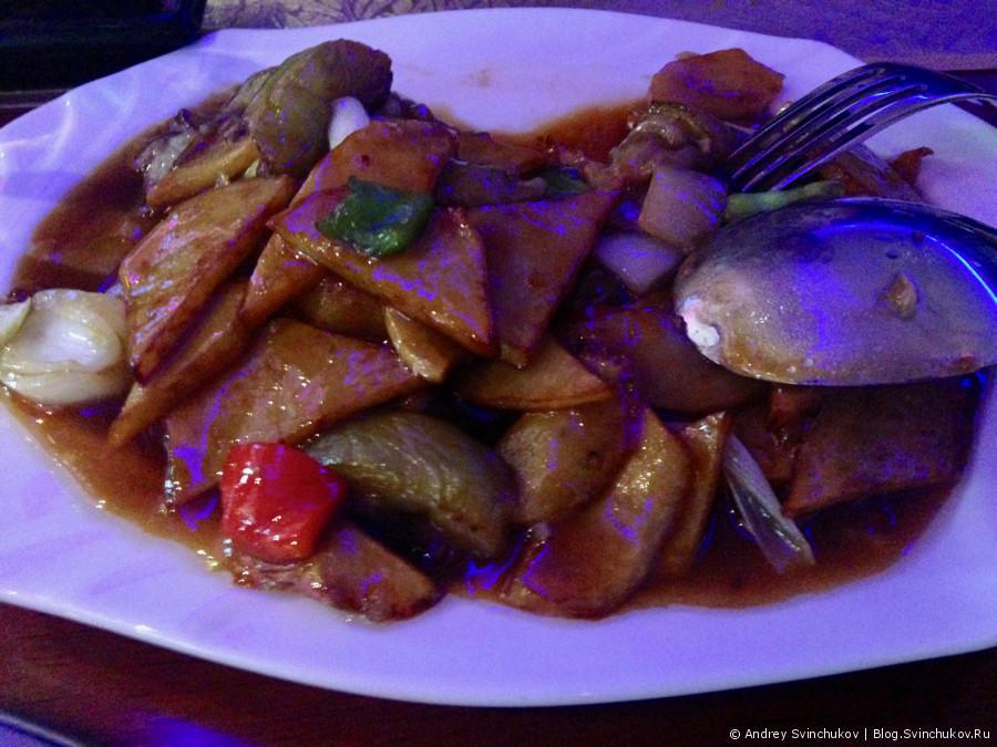 "Китайский ресторан ""Желтое море"" в городе Магадан"