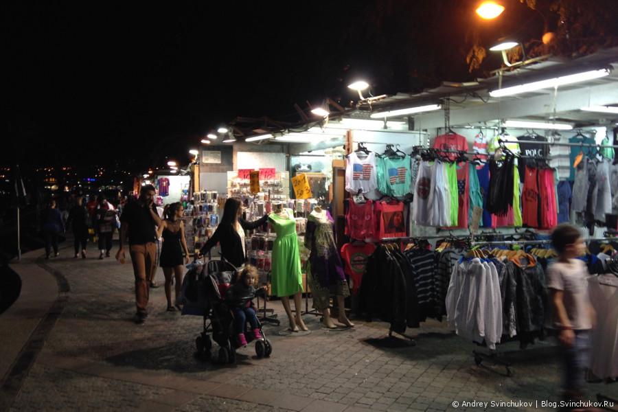 Израиль. Курортный городок Эйлат