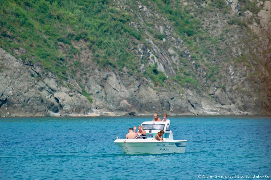 Отдых на острове ПутятиН