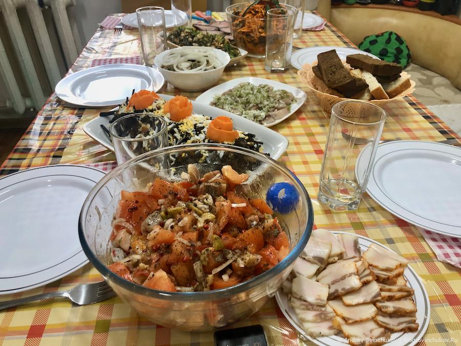 Простые дальневосточные блюда