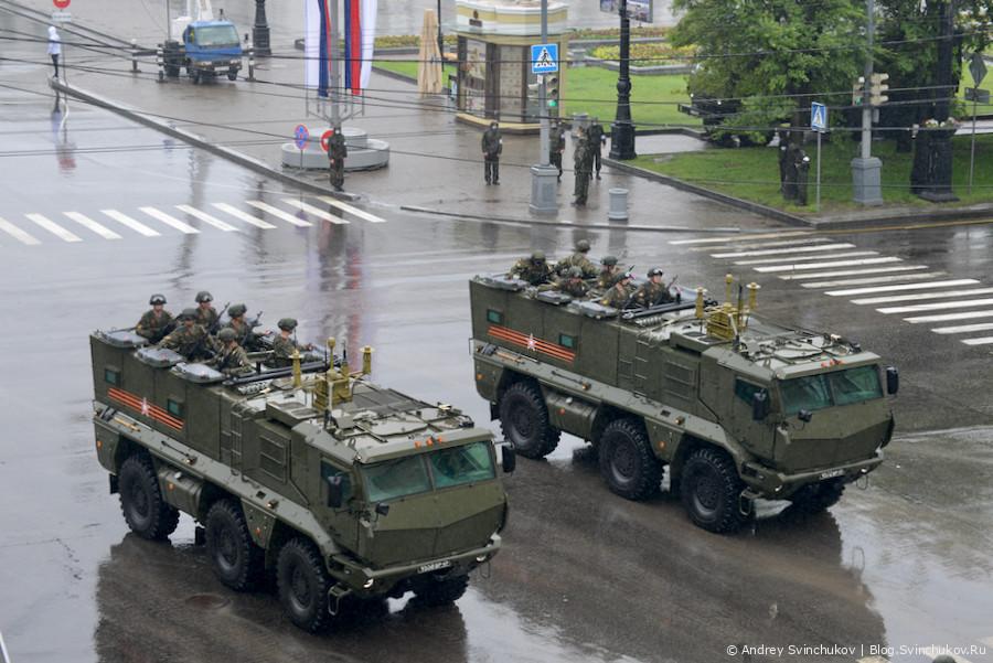 Парад Победы 2020 в Хабаровске
