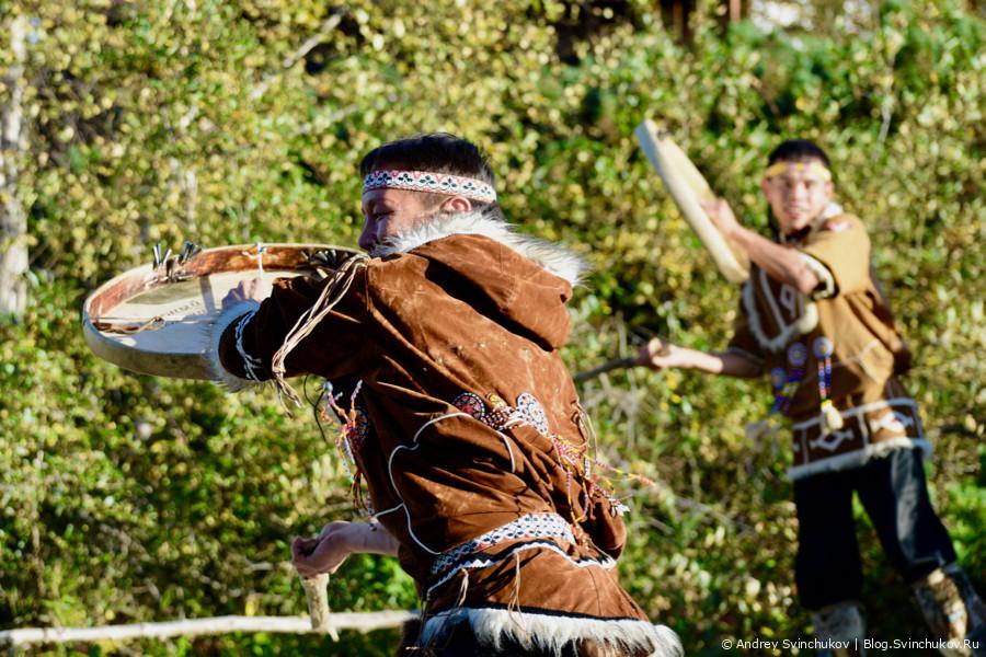 Камчатка. Коренные народности и их культура